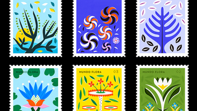 First-Class Postage Stamps