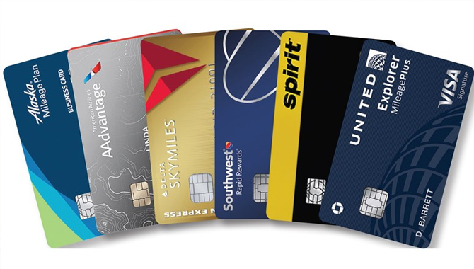 Get an Airline Credit Card