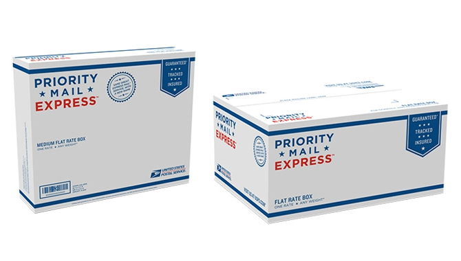 HOW LONG DOES EXPRESS MAIL TAKE WITH USPS