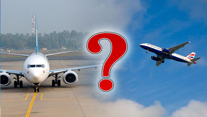 Is There Any Difference Between Domestic And International Flight