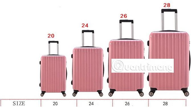 Does 28-Inch Suitcase Is Big Size Suitcase?