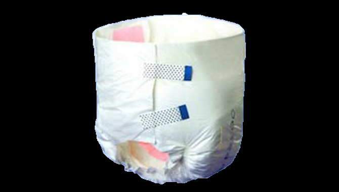Select incontinence product that is easy to hide