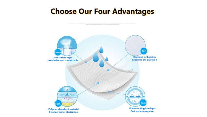 Several Practical Advantages of Adult Diapers