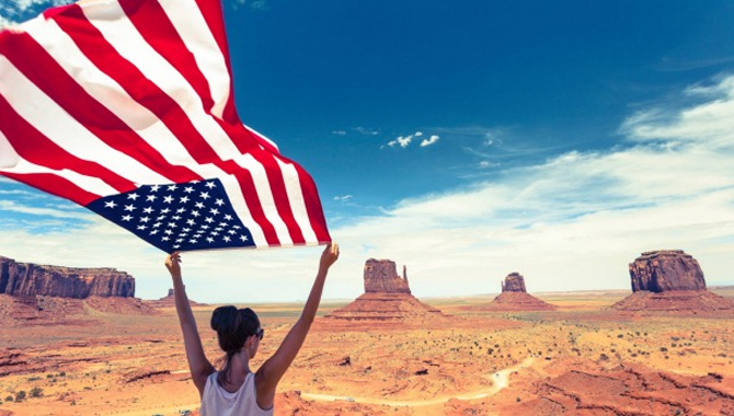 Traveling as a Guest of the United States