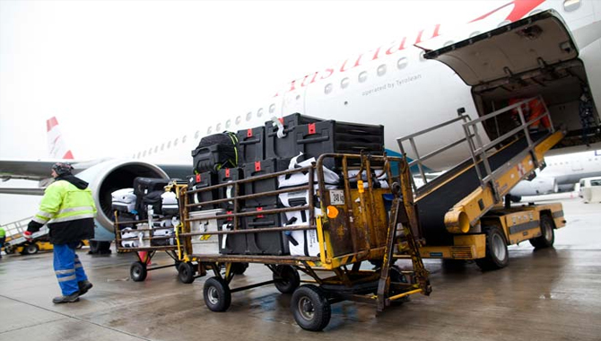 What Are the Units to Calculate the Weight of Bags on Flight