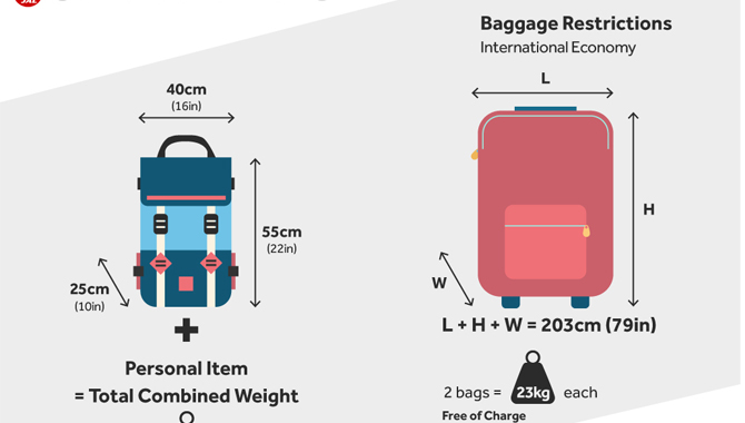 What are the usual Carry-on Allowances for International flights