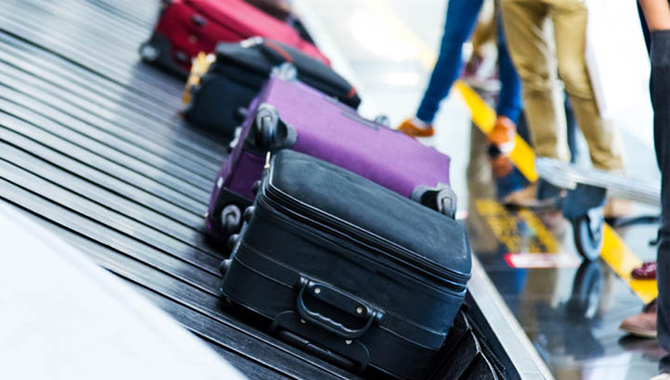 What is checked in luggage