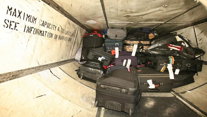 What is the size of the luggage compartment